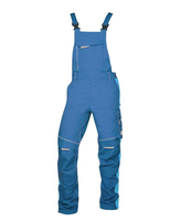 Montérkové nohavice URBAN s náprsenkou skrátené (170 cm)