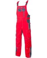 Montérkové nohavice VISION s náprsenkou