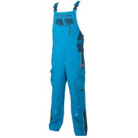 Montérkové nohavice VISION s náprsenkou skrátené (170 cm)
