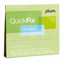 Náhradná náplň QUICKFIX PLASTER REFILLS 5513 (6x 45ks)