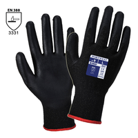 Neporezné rukavice A635 ECO-CUT 3 máčané v polyuretáne
