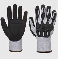 Neporezné rukavice A723 TPV IMPACT máčané v nitrile