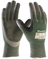 Neporezné rukavice ATG MaxiCut 34-450 LP máčané v nitrile