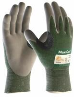 Neporezné rukavice ATG MAXICUT 34-450 máčané v nitrilovej pene