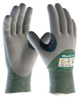 Neporezné rukavice ATG MaxiCut 34-451 máčané v nitrile