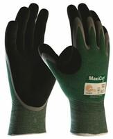 Neporezné rukavice ATG MaxiCut OIL 34-304 máčané v nitrilovej pene