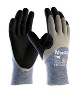 Neporezné rukavice ATG MaxiCut OIL 34-505 máčané v nitrile
