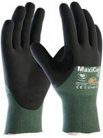 Neporezné rukavice ATG MaxiCut OIL 44-305 máčané v nitrilovej pene
