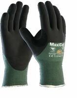 Neporezné rukavice ATG MaxiCut OIL 44-505 máčané v nitrilovej pene