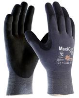 Neporezné rukavice ATG MaxiCut Ultra 44-3745 dĺžka 30 cm máčané v nitrile