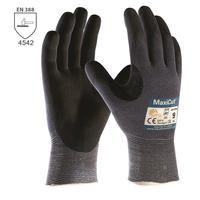 Neporezné rukavice ATG MaxiCut ULTRA 44-3745 máčané v nitrilovej pene