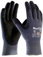 Neporezné rukavice ATG MaxiCut ULTRA 44-3745V máčané v nitrilovej pene (balené)