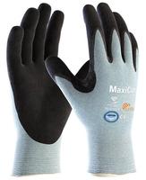 Neporezné rukavice ATG MaxiCut Ultra 44-6745 máčané v nitrile