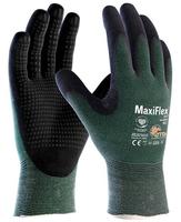 Neporezné rukavice ATG MaxiFlex CUT 34-8443 máčané v nitrile