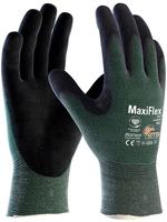 Neporezné rukavice ATG MAXIFLEX CUT 34-8743V máčané v nitrilovej pene (balené)