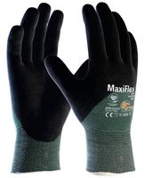 Neporezné rukavice ATG MaxiFlex CUT 34-8753 máčané v nitrile