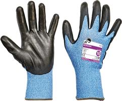 Neporezné rukavice BONASIA FH máčané v polyuretáne