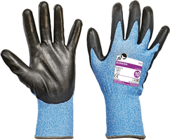 Neporezné rukavice BONASIA FH máčané v polyuretáne (balené)