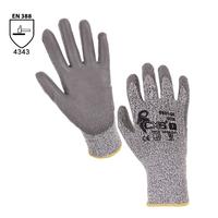 Neporezné rukavice CITA máčané v polyuretáne
