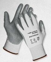 Neporezné rukavice DYKENO FABRIC ANTICUT3 máčané v polyuretáne