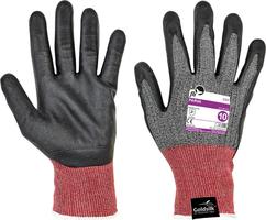Neporezné rukavice PARVA FH máčané v nitrile