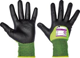 Neporezné rukavice SITTA 3/4 FH máčané v nitrile