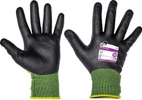Neporezné rukavice SITTA FULL FH máčané v nitrile