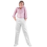 Nohavice APUS do pása dámske biele