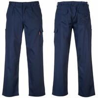 Nohavice BZ31 BIZWELD CARGO do pása nehorľavé predĺžené (194 cm)