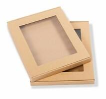 Obalový materiál CT1 - darčeková krabica s vekom