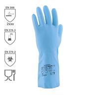 Ochranné rukavice SEMPERSOFT vinylové vhodné proti vírusom a baktériám