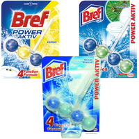 Osviežovač BREF WC power aktiv 50 g