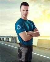 Tričko 4Tech modré S***