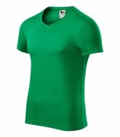 Pánske tričko SLIM FIT V-NECK (Nr.146)