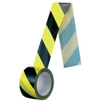 Páska samolepiaca čierno-žltá (ľavá)