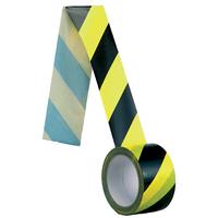 Páska samolepiaca čierno-žltá (pravá)