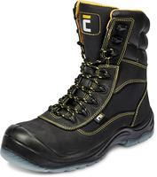 Poloholeňová bezpečnostná obuv BK TPU MF S3 SRC