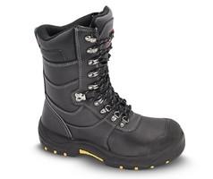 Poloholeňová bezpečnostná obuv GLASGOW S3