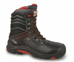 Poloholeňová bezpečnostná obuv LEEDS S3
