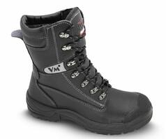 Poloholeňová bezpečnostná obuv LONDON S3