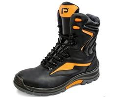 Poloholeňová bezpečnostná obuv PANDA EXTREME TECTOR S3 (nekovová)