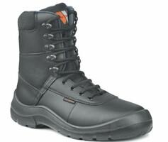 Poloholeňová bezpečnostná obuv POLICE BORNEO PLUS S3