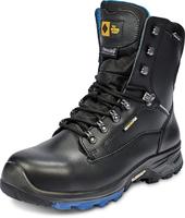 Poloholeňová bezpečnostná obuv TRACTION MF S3 HRO SRC