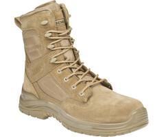Poloholeňová pracovná obuv BENNON TACTICAL Desert Light O1