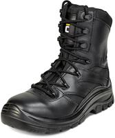 Poloholeňová pracovná obuv BK O2 SRC