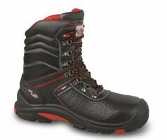 Poloholeňová pracovná obuv LEEDS O2