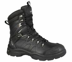 Poloholeňová pracovná obuv MILANO O2