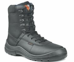 Poloholeňová pracovná obuv POLICE BORNEO PLUS O2