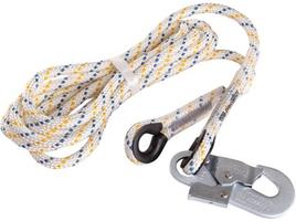 Pomocné lano LP 100 s 1 karabinou  5 m