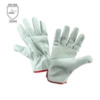 Pracovné rukavice 3030 celokožené